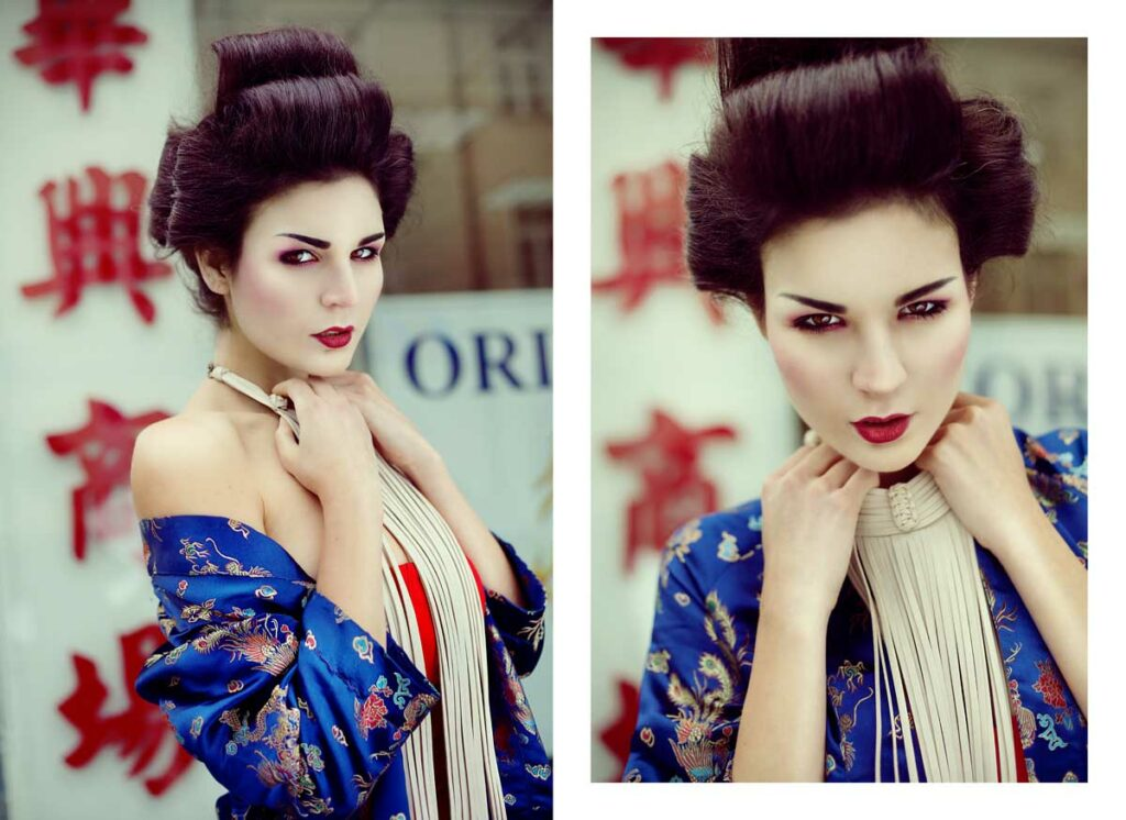 Geisha Shooting