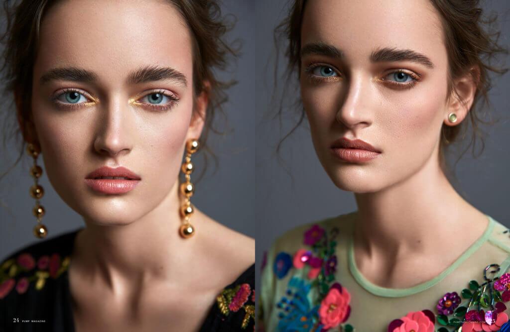 Carolina Pump Fashion Beauty Story