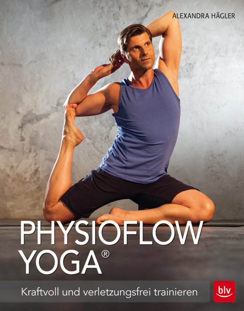 Physioflow Yoga Buch von Alexandra Hägler