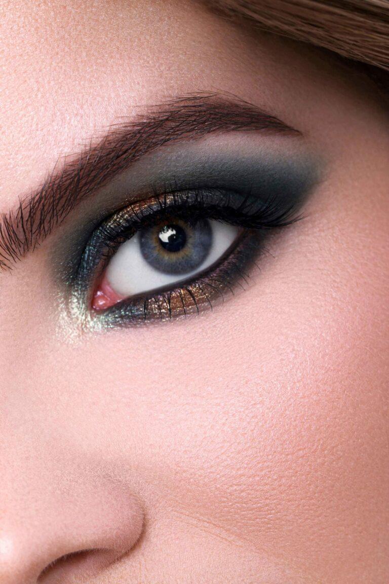 Halo Eyes Closeup