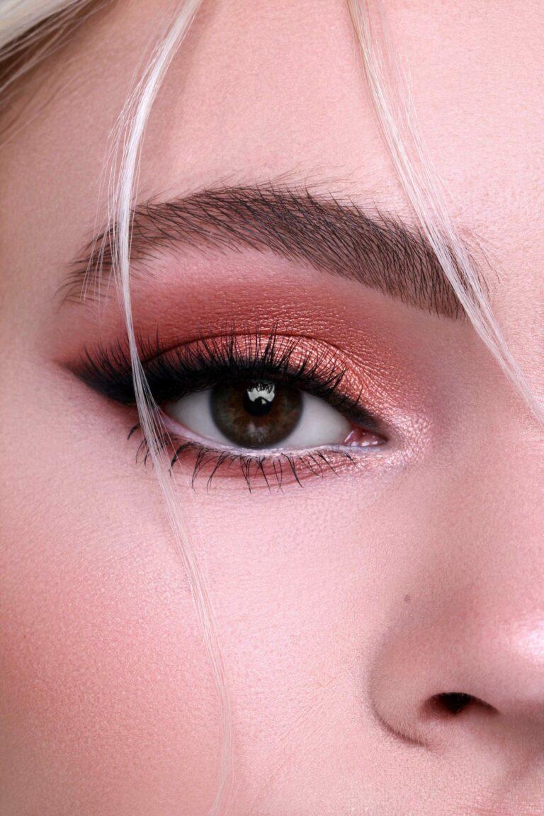 Online Make-up Kurs Look: Amelie Braut Makeup