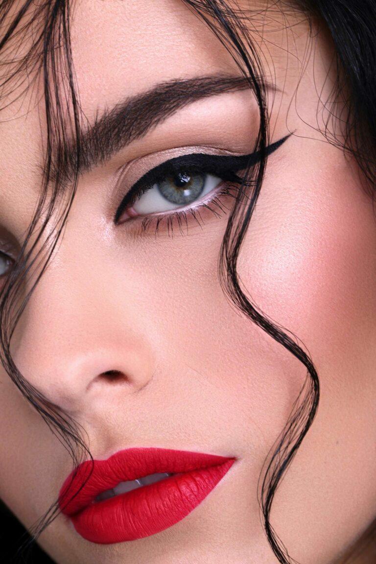 Online Make-up Kurs Look: Felice Hollywood Makeup