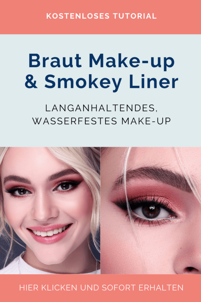 Kostenloses Braut Make-up Tutorial