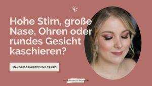 Hohe Stirn kaschieren: Einfache & effektive Tipps