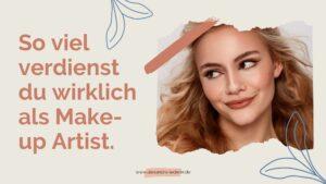 Make-up Artist Gehalt