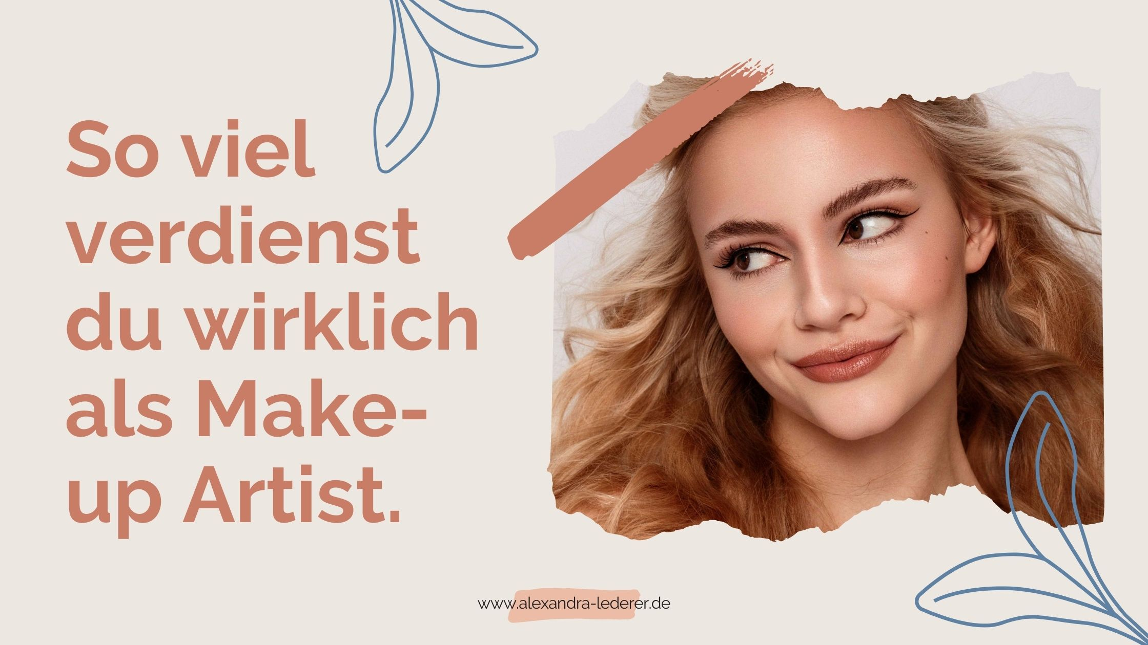 Make-up Artist Gehalt