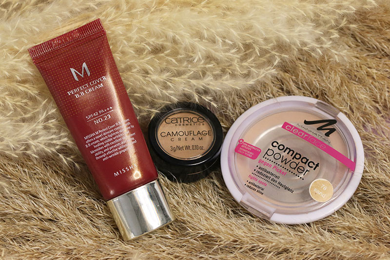 Must-have Make-up Produkte Privat