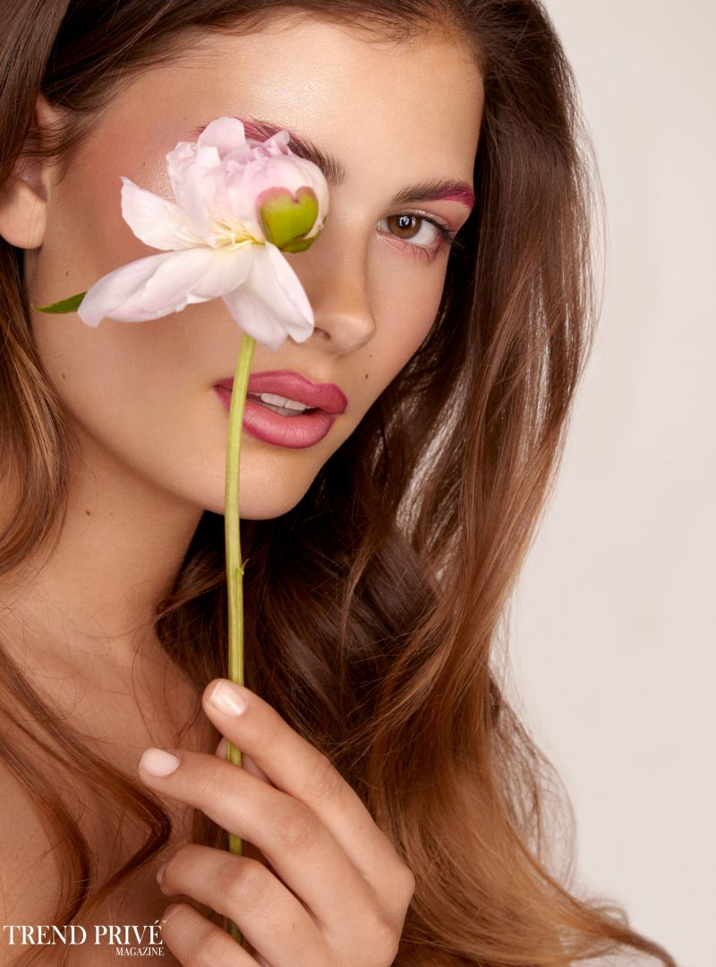 Beauty Shooting Trend Privee Magazin