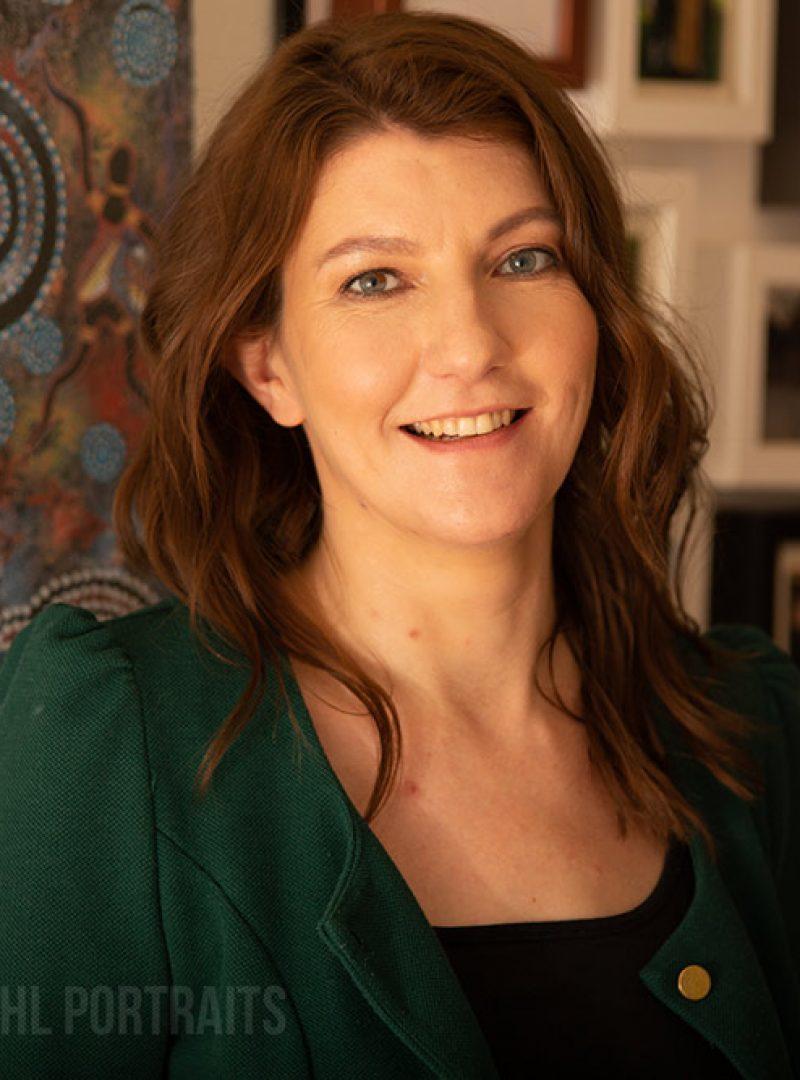 Monika Pfundmeier Portrait